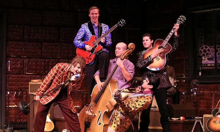 """Million Dollar Quartet""  - Topeka Performing Arts Center: ""Million Dollar Quartet"" on Friday, February 12, at 7:30 p.m."