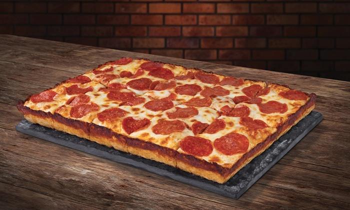 pizzeria food jet 39 s pizza buffalo ny groupon. Black Bedroom Furniture Sets. Home Design Ideas