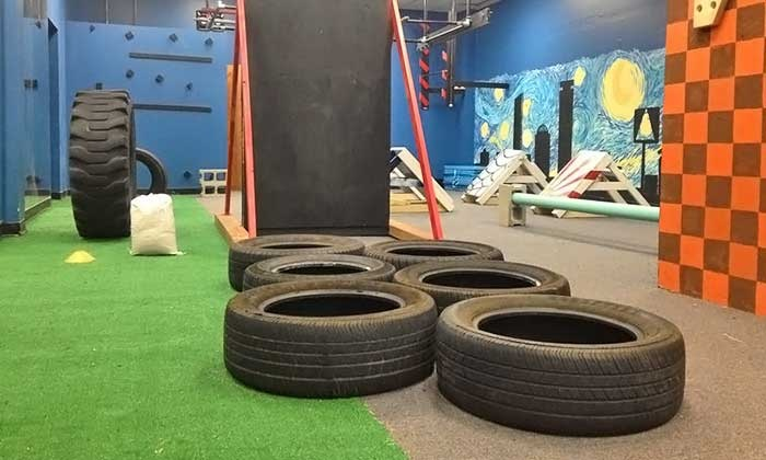 Ta Fitness - East Weymouth: Four Weeks of Membership and Unlimited Fitness Classes at TA Fitness (50% Off)