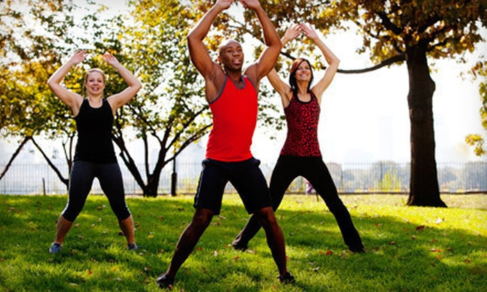 Generation Fitness - Multiple Locations: 12 or 24 Boot-Camp Classes at Generation Fitness (Up to 74% Off). Two Locations Available.