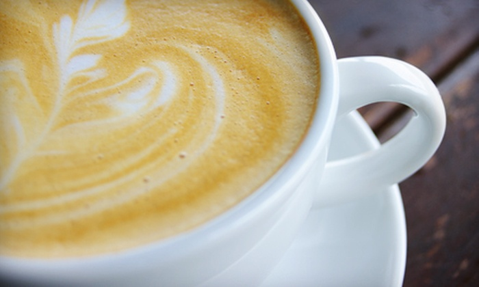 Fresh - River Walk: 5 or 10 Coffees at Fresh (Up to 56% Off)