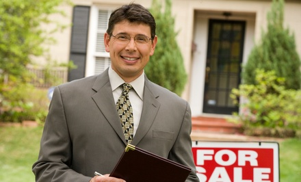 Basic or Premium Online Real-Estate Course from McKissock (Up to 63% Off)
