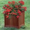 Outdoor Hardwood Flower Box