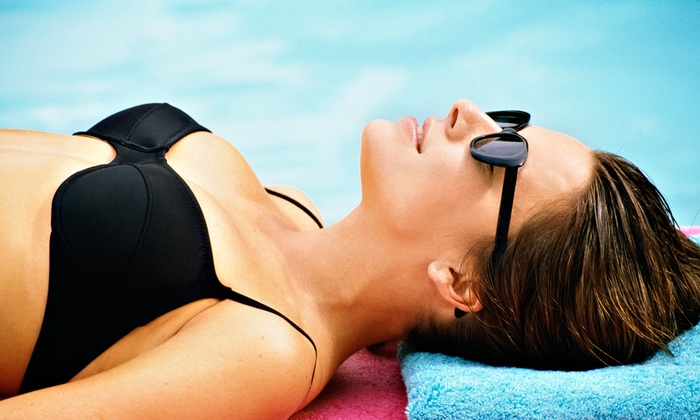 Hollywood Tans - Aliso Viejo: Mystic Tans, 30 Days of Unlimited UV Tanning, or Both at Hollywood Tans (Up to 53% Off)