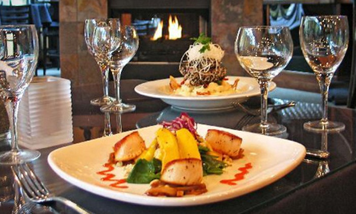 Riverview Restaurant - Troutdale: $20 for $40 Worth of Upscale Dining Cuisine at Riverview Restaurant