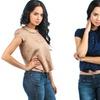 Free Culture Women's Lace Blouse