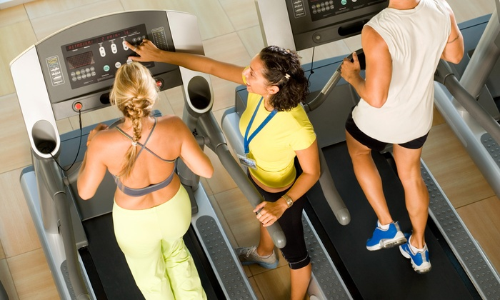 Shape Fitness - Durham: Two Personal Training Sessions with Diet and Weight-Loss Consultation from Shape Fitness (66% Off)