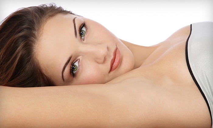 Youthtopia Medspa - Alpharetta: Laser Hair Removal at Youthtopia Med Spa (Up to 92% Off). Five Options Available.