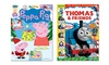 Up to 48% Off Peppa Pig or Thomas & Friends Magazines