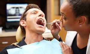 Moorside Dental Practice: Dental Examination and Scaling with a Treatment Plan at Moorside Dental Practice (62% Off)