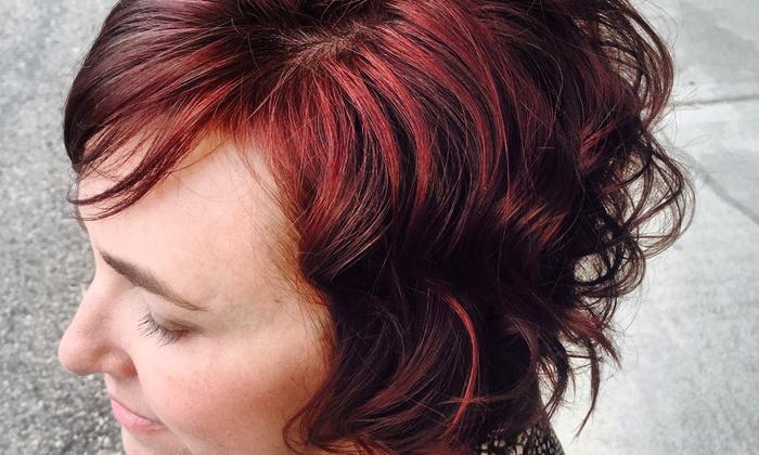 Shear Beauty Hair & Makeup Studio - Lake Harbor: Haircut with Shampoo and Style from Shear Beauty Hair & Makeup Studio (60% Off)