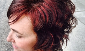 Shear Beauty Hair & Makeup Studio: Haircut with Shampoo and Style from Shear Beauty Hair & Makeup Studio (60% Off)