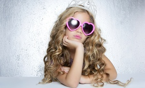 Party Princess Package Or Lights, Camera, Action Party At Sweet And Sassy (up To 50% Off)