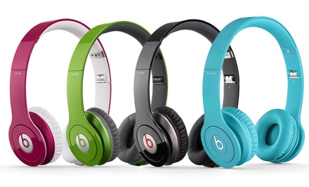 Beats by Dre Solo HD Headphones (Manufacturer Refurbished)