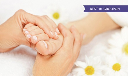 Laser Nail Fungus Treatment on Feet or Hands from £59 at VGmedispa (Up to 84% Off) (London)