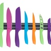 10-Piece Classic Cuisine Knife Set with Magnetic Knife Bar