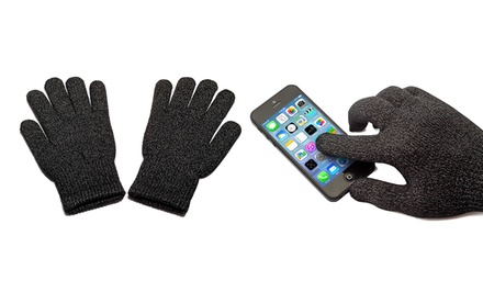 Aduro U-Touch Universal Capacitive Touchscreen Gloves
