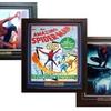 Spider-Man and Marvel Autographed Framed Memorabilia
