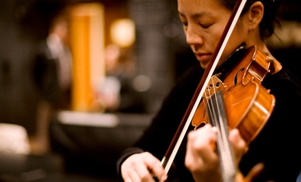 Four Tickets to The Saint Paul Chamber Orchestra on September 13–January 11 (Up to 69% Off)