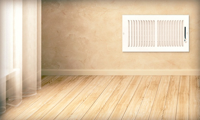 Eco Cleaning Systems - Austin: Air-Vent and Duct Sanitizing for Up to 10 Vents with Dryer-Vent Cleaning Option from Eco Cleaning Systems (Up to 75% Off)