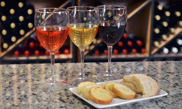 Taste - Multiple Locations: Holiday Wine-Tasting Class with Small-Bites Pairings for Two or Four at Taste (Up to 61% Off)