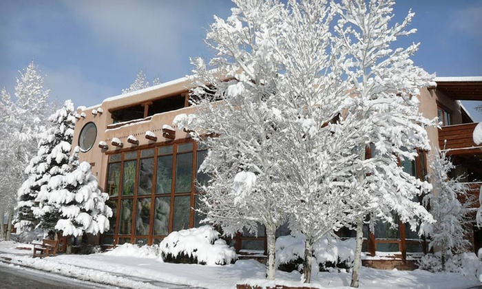 Chipeta Solar Springs Resort - Ridgway, CO: Two- or Three-Night Stay with Breakfast and Optional Telluride Tickets at Chipeta Solar Springs Resort in Ridgway, CO