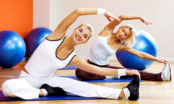 YogaFit Training Systems - Olde Torrance Neighborhood: $55 for $100 Worth of Services at YogaFit Training Systems Worldwide