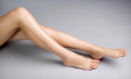Eight Laser Hair-Removal Treatments at Dermace Advanced Skin Care (Up to 89% Off). Four Options Available.