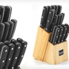 $49.99 for a Kevin Dundon 20-Piece Knife Set