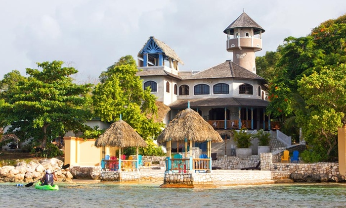 Hermosa Cove Villa Resort & Suites - Jamaica: 4-Night Stay with Welcome Basket, WiFi, and Daily Breakfast at Hermosa Cove Villa Resort & Suites in Ocho Rios, Jamaica