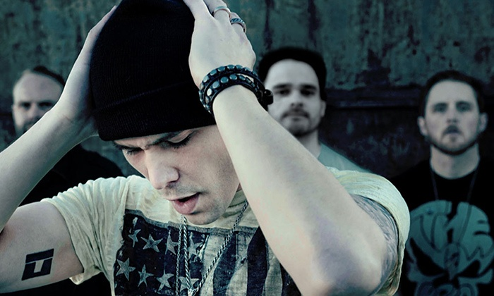 Trapt - House of Blues Orlando: Trapt on October 29 at 7 p.m.