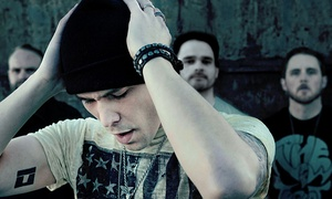 Trapt: Trapt on October 29 at 7 p.m.