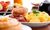 44 Restaurant & Bar - South Berkeley: Southern-Inspired Food and Drinks for Dinner or Sunday Brunch for Two at 44 Restaurant & Bar (Up to 52% Off)