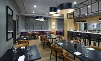 4.5* Mercure Hotel Buffet Breakfast for 1 ($19) to 4 People ($69) at Beccaria Bar and Restaurant, CBD (Up to $128 Value)