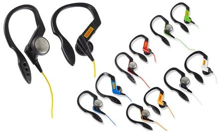 One or Two Pairs of Pirelli P-Zero Sports Earphones