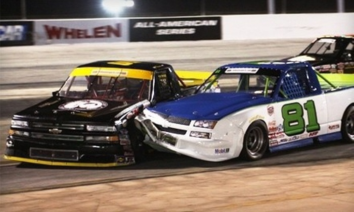 NASCAR Racing Event - Houston: NASCAR Race for One, Two, or Four at Houston Motorsports Park (Up to 52% Off)