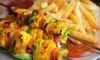 Hala Cafe and Bakery - Englewood: Middle Eastern Food at Hala Cafe and Bakery (Up to 55% Off). Two Options Available.