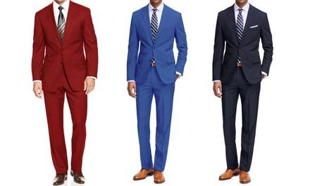 Bernardi 2-Piece Classic-Fit Suits