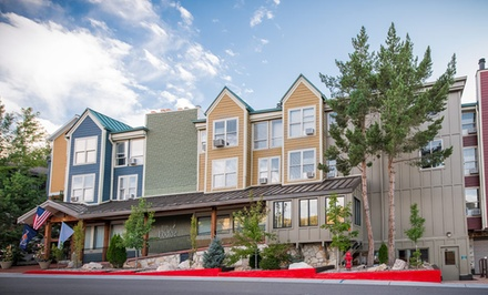 Groupon Deal: Stay at Lift Lodge Resort in Park City, UT. Dates into July.