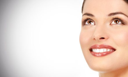 $96 for 60-Minute In-Office Laser Teeth-Whitening Treatment from DaVinci Teeth Whitening ($317 Value)