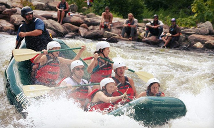 Adventures Unlimited - Ocoee: Whitewater Rafting, Paintball, or Both at Adventures Unlimited in Ocoee (Up to 53% Off)