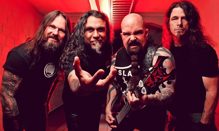 Rockstar Energy Drink Mayhem Festival - Jiffy Lube Live: Rockstar Energy Drink Mayhem Festival feat. Slayer, King Diamond, and More on July 24 (Up to 64% Off)
