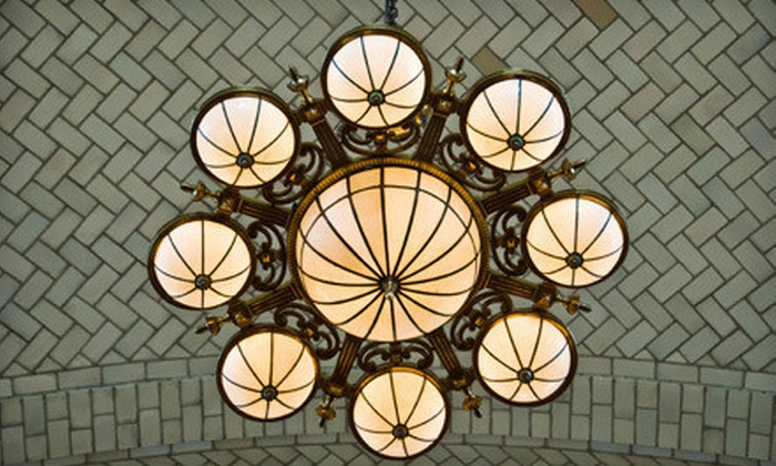 Lee Lighting - Multiple Locations: $25 for $75 Worth of Indoor and Outdoor Lights and Fixtures at Lee Lighting