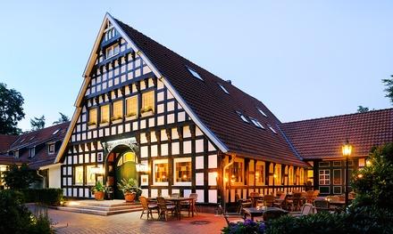 Oldenburger Münsterland: 2-4 oder 6 Tage für Zwei inkl. Frühstück und Wellness-Zugang im 4* Vila Vita Burghotel