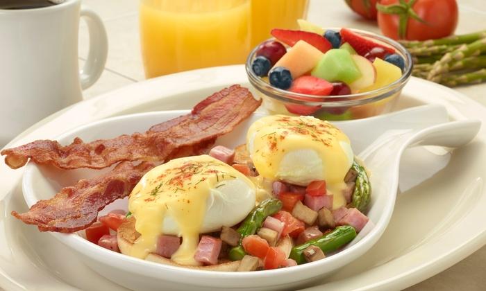 The Egg & I - The Egg & I - South Jordan: $12 for $20 Worth of Breakfast Foods atThe Egg & I