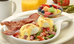 The Egg & I: $12 for $20 Worth of Breakfast Foods at The Egg & I