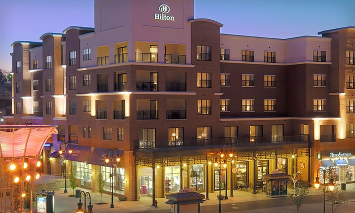 Branson Vacation by Welk Resorts - Branson: Two-Night Stay and Show Tickets at Hilton Promenade at Branson Landing in Branson, MO