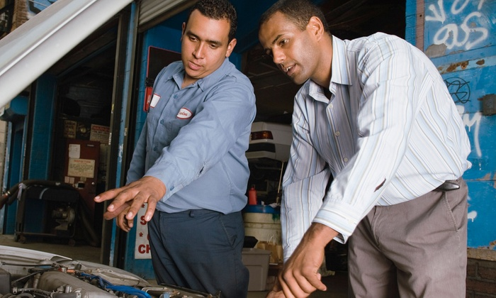 Mac Churchill - Fort Worth: $25 for Texas-State Auto Inspection at Mac Churchill ($39.75 Value)