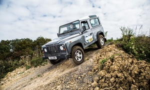 Top Gear Track Experience: £49 for BBC Top Gear Off-Road Driving Experience with Access to the Top Gear Studio (Up to 42% Off)