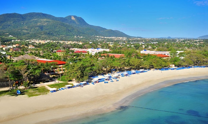 Hotel Be Live Grand Marien - Puerto Plata, Dominican Republic: All-Inclusive Stay at Hotel Be Live Grand Marien in Puerto Plata, Dominican Republic